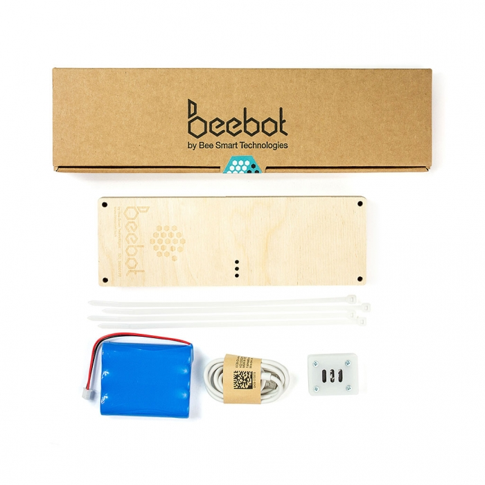 Beebot hive sensor - the whole set