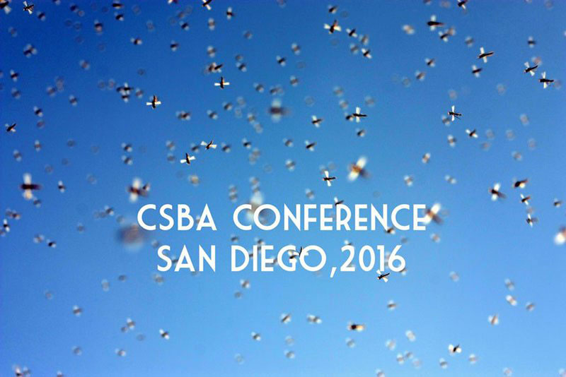 CSBA Conference San Diego 2016 cover