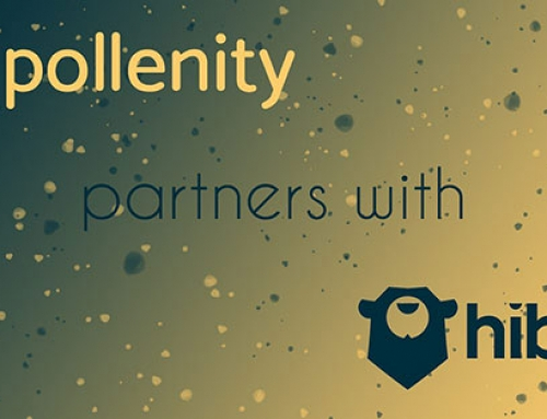 Pollenity Announces Partnership with Hiber