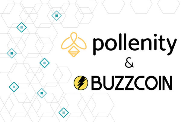 Buzzcoin partners with Pollenity